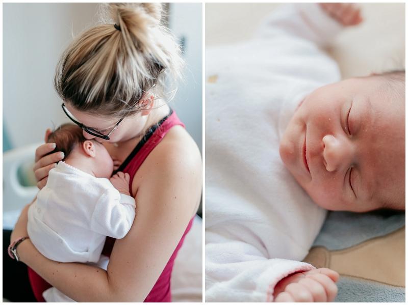 photographe maternité melun bébé