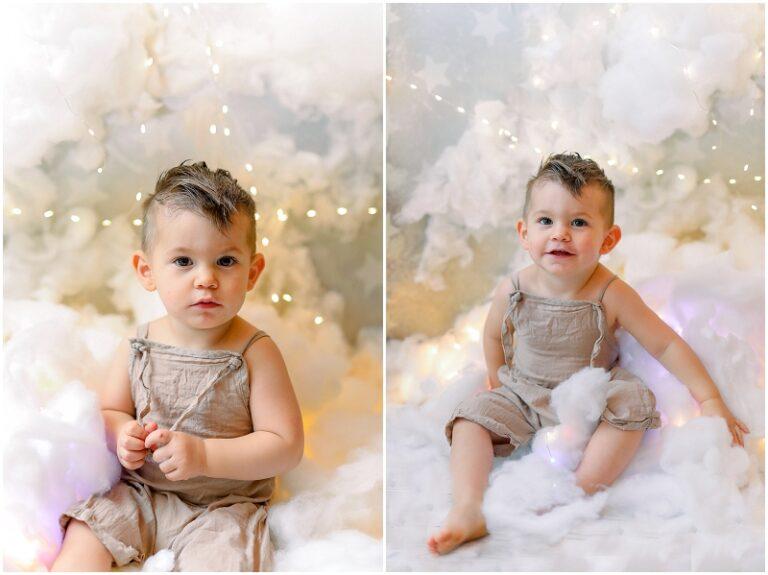 petit garçon 18 mois photo