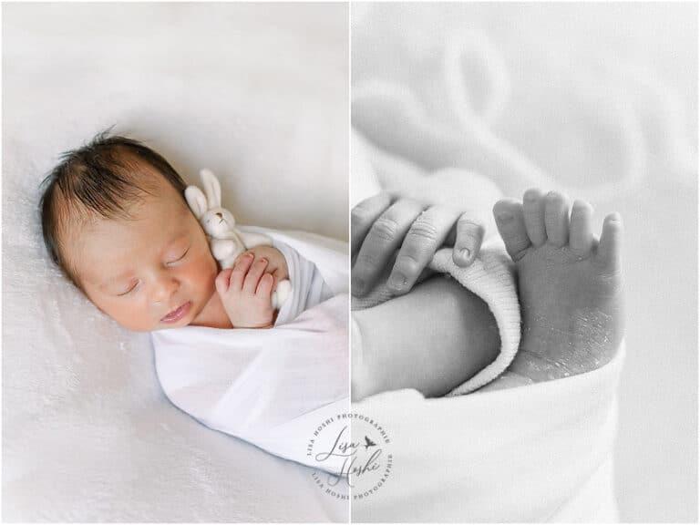 portraits de nouveau-né à moret