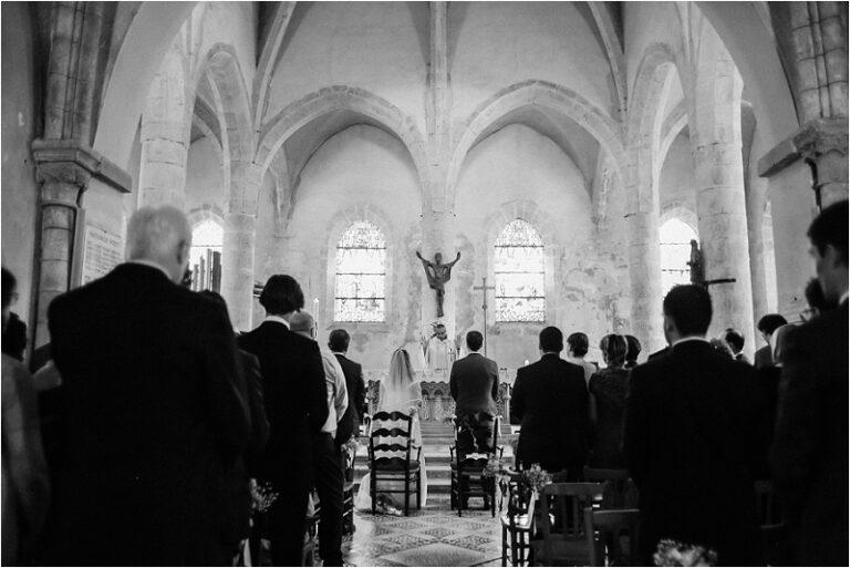 mariage en eglise aon