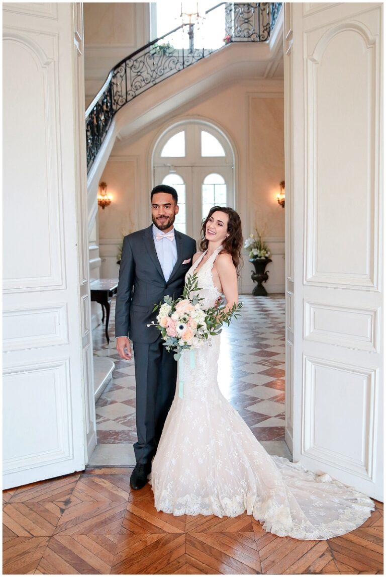 photographe mariage luxe santeny chateau