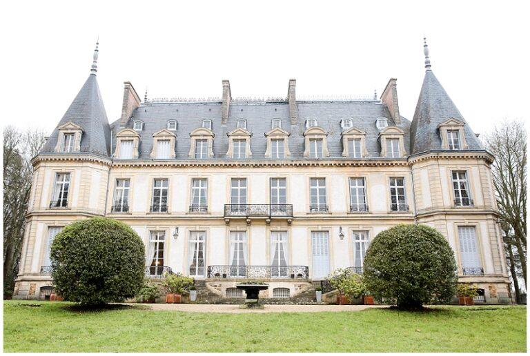 chateau santeny mariage