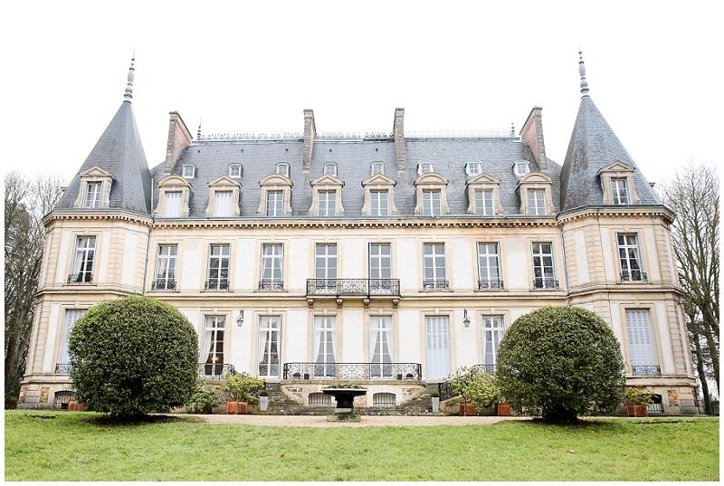 Mariage Rose Gold – Château de Santeny