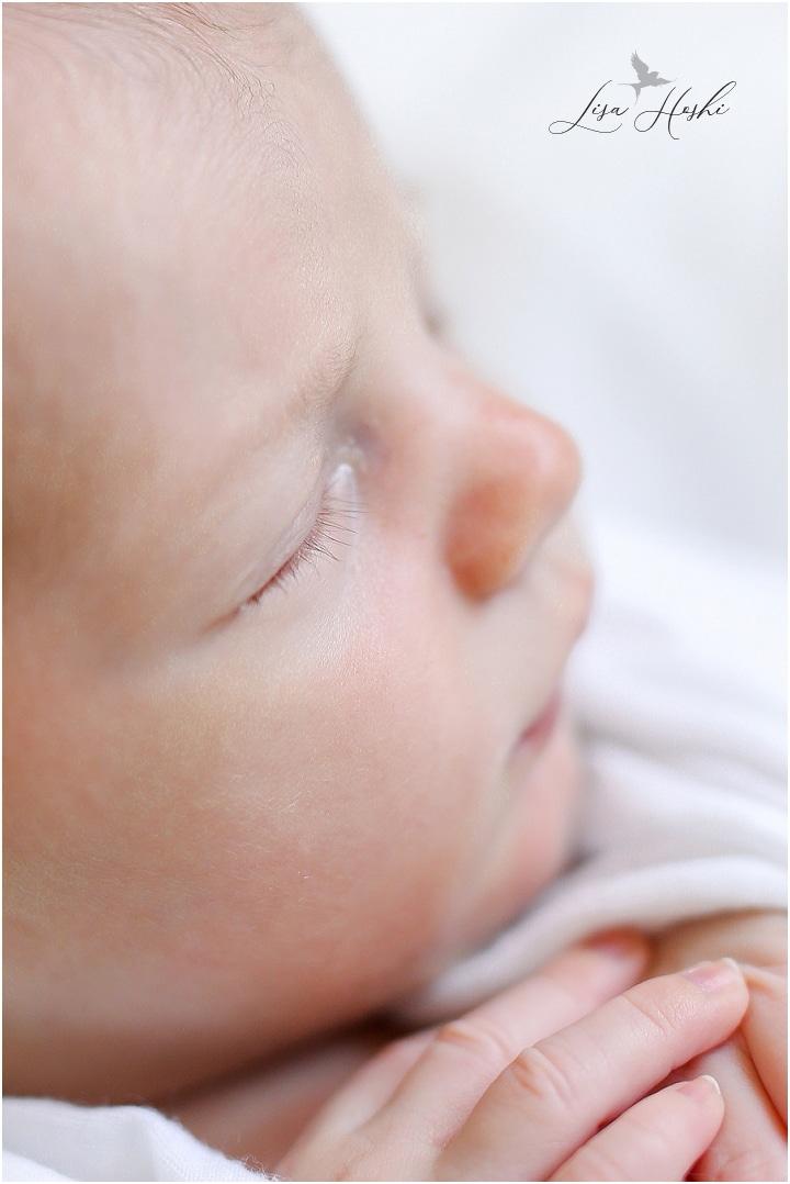 séance nouveau-né à côté de fontainebleau