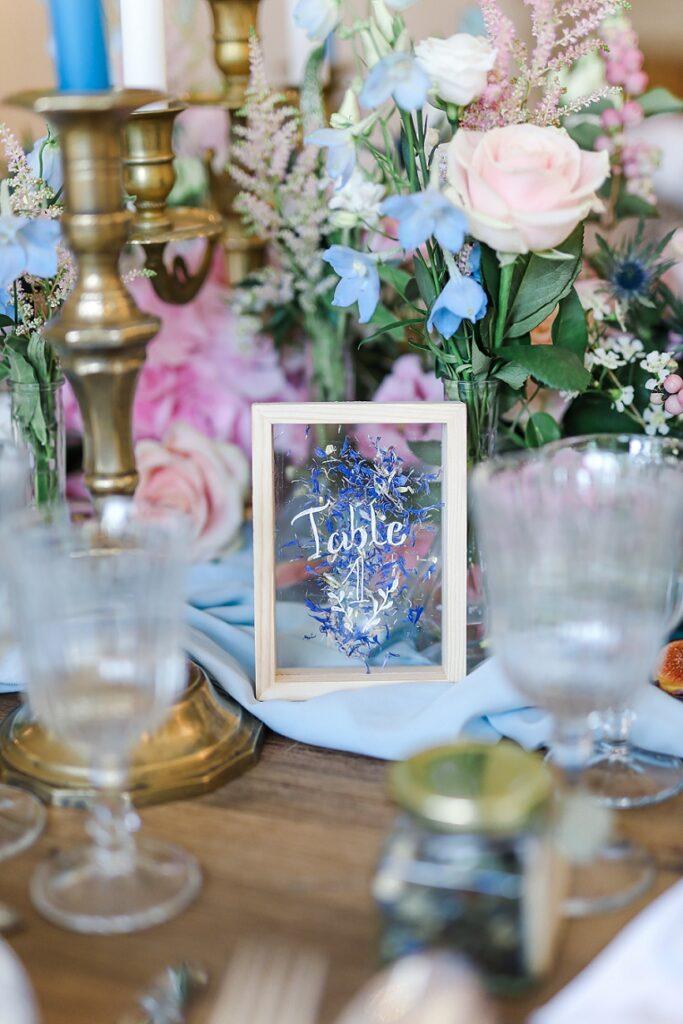 idée de nom de table thé